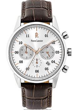 Pierre Lannier Часы Pierre Lannier 223D124. Коллекция Elegance chrono pierre hardy платок