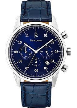 все цены на Pierre Lannier Часы Pierre Lannier 223D166. Коллекция Elegance chrono в интернете