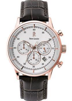 Pierre Lannier Часы Pierre Lannier 225D404. Коллекция Elegance Chrono pierre lannier часы pierre lannier 272c489 коллекция elegance chrono