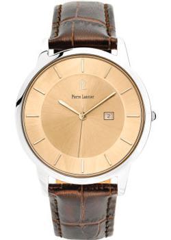 Pierre Lannier Часы Pierre Lannier 234D124. Коллекция Slim 1 pierre lannier pierre lannier 014g900