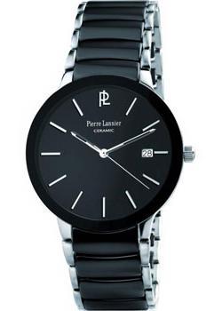 Pierre Lannier Часы Pierre Lannier 255C139. Коллекция Elegance Ceramic pierre lannier часы pierre lannier 067l990 коллекция elegance style