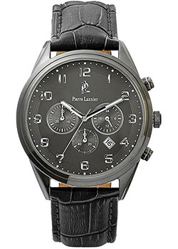 Pierre Lannier Часы Pierre Lannier 266C489. Коллекция Chrono pierre hardy платок
