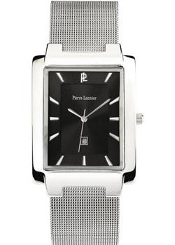 Pierre Lannier Часы Pierre Lannier 282B138. Коллекция Rectangle pierre hardy платок