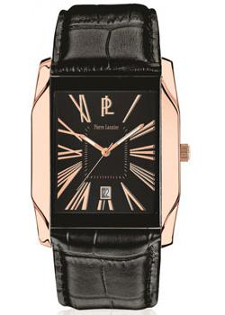 Pierre Lannier Часы Pierre Lannier 285A033. Коллекция Rectangle pierre hardy платок
