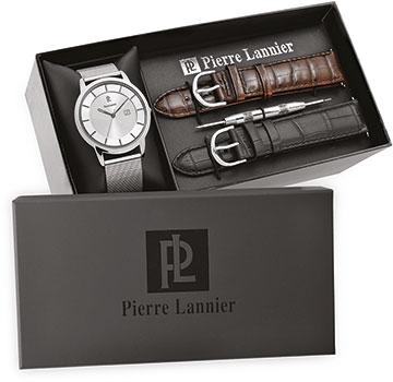 Pierre Lannier Часы Pierre Lannier 365D128. Коллекция Coffrets pierre lannier часы pierre lannier 067l990 коллекция elegance style