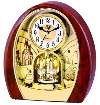 цена на Power Настольные часы Power 4211JRMKS1. Коллекция Настольные часы