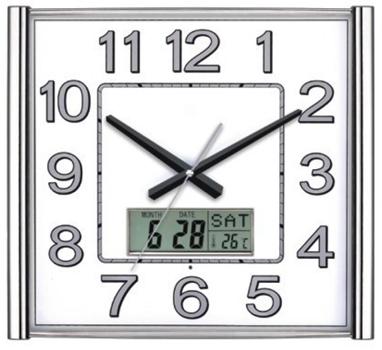 Power Настенные часы Power PW0560WMKS. Коллекция Настенные часы