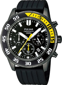 цена на Pulsar Часы Pulsar PT3243X1. Коллекция On The Go