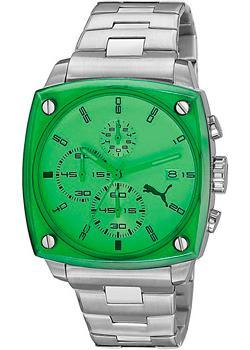 Puma Часы Puma PU102591004. Коллекция Chronograph цена