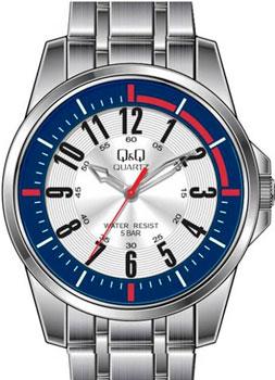 Q&Q Часы Q&Q Q708J224. Коллекция Sports