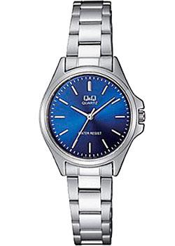 Японские наручные  женские часы Q&Q QA07J202