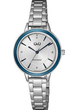 Японские наручные  женские часы Q&Q QB89J201