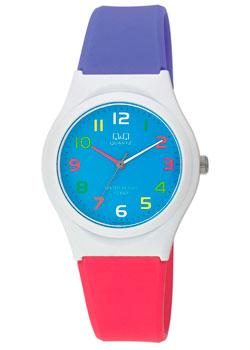 Японские наручные  мужские часы Q&Q VQ86J009