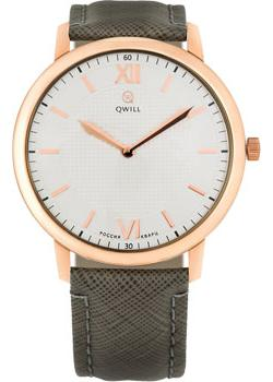 Qwill Часы Qwill 6000.01.01.1.23A. Коллекция Classic qwill часы qwill 6053 00 00 9 11a коллекция classic