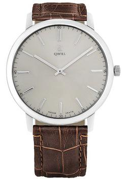 Qwill Часы Qwill 6000.01.04.9.25A. Коллекция Classic qwill часы qwill 6076 06 02 9 89a коллекция classic