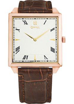 Qwill Часы Qwill 6001.01.01.1.11A. Коллекция Classic qwill часы qwill 6076 06 02 9 89a коллекция classic