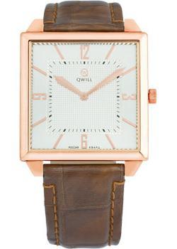 Qwill Часы Qwill 6001.01.01.1.22A. Коллекция Classic qwill часы qwill 6053 00 00 9 11a коллекция classic