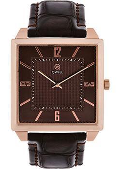 Qwill Часы Qwill 6001.01.01.1.62A. Коллекция Classic qwill часы qwill 6053 00 00 9 11a коллекция classic