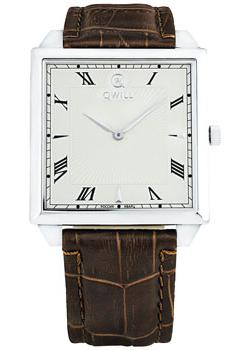 Qwill Часы Qwill 6001.01.04.9.11A. Коллекция Classic qwill часы qwill 6053 00 00 9 11a коллекция classic