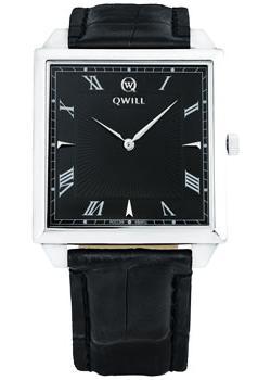 все цены на Qwill Часы Qwill 6001.01.04.9.51A. Коллекция Classic онлайн