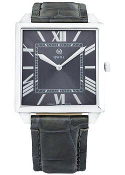 Qwill Часы Qwill 6001.01.04.9.73A. Коллекция Classic qwill часы qwill 6076 06 02 9 89a коллекция classic