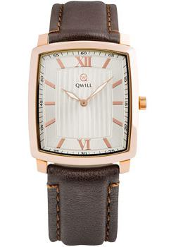 Qwill Часы Qwill 6002.01.01.1.23A. Коллекция Classic qwill часы qwill 6053 00 00 9 11a коллекция classic