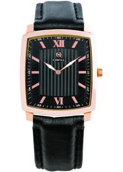 Qwill Часы Qwill 6002.01.01.1.53A. Коллекция Classic qwill часы qwill 6053 00 00 9 11a коллекция classic