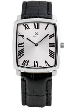 Qwill Часы Qwill 6002.01.04.9.21A. Коллекция Classic qwill часы qwill 6053 00 00 9 11a коллекция classic
