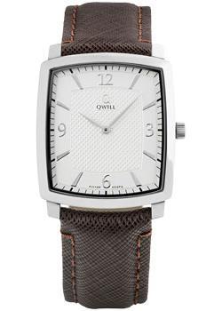 Qwill Часы Qwill 6002.01.04.9.24A. Коллекция Classic everswiss часы everswiss 2787 lbkbk коллекция classic