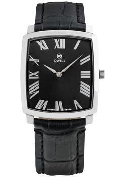 цена на Qwill Часы Qwill 6002.01.04.9.51C. Коллекция Classic