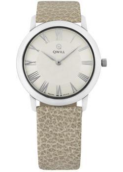 Qwill Часы Qwill 6050.01.04.9.21A. Коллекция Classic qwill часы qwill 6053 00 00 9 11a коллекция classic