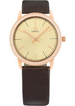 Qwill Часы Qwill 6050.05.11.1.45A. Коллекция Classic qwill часы qwill 6076 06 02 9 89a коллекция classic