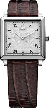 Qwill Часы Qwill 6051.01.04.9.11A. Коллекция Classic qwill часы qwill 6053 00 00 9 11a коллекция classic