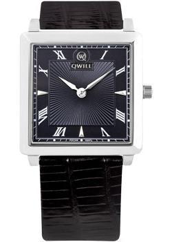 Qwill Часы Qwill 6051.01.04.9.51A. Коллекция Classic qwill часы qwill 6076 06 02 9 89a коллекция classic
