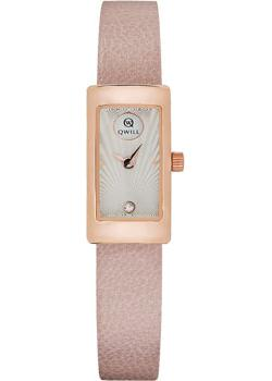 все цены на Qwill Часы Qwill 6052.00.00.1.27A. Коллекция Classic онлайн