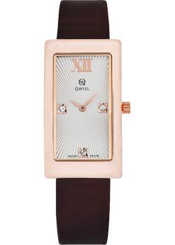Qwill Часы Qwill 6053.00.00.1.26A. Коллекция Classic qwill часы qwill 6076 06 02 9 89a коллекция classic