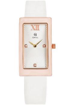 все цены на Qwill Часы Qwill 6053.00.00.1.27A. Коллекция Classic онлайн