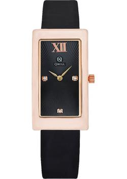 Qwill Часы Qwill 6053.00.00.1.57A. Коллекция Classic everswiss часы everswiss 2787 lbkbk коллекция classic