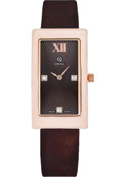 Qwill Часы Qwill 6053.00.00.1.67A. Коллекция Classic