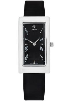 Qwill Часы Qwill 6053.00.00.9.51A. Коллекция Classic qwill часы qwill 6053 00 00 9 11a коллекция classic