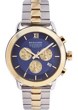 Remark Часы Remark GR504.04.24. Коллекция Chronograph remark часы remark gr504 01 11 коллекция chronograph