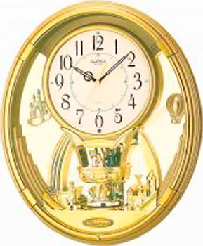 Rhythm Настенные часы  Rhythm 4MH736WD18. Коллекция Century
