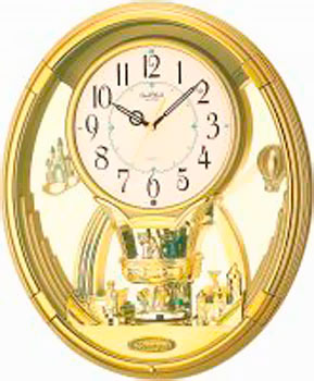 Rhythm Настенные часы Rhythm 4MH736WD18. Коллекция Century rhythm настенные часы rhythm cmw901nr06 коллекция century
