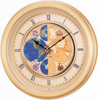 Rhythm Настенные часы Rhythm 4MH754WD18. Коллекция Century troyka часы настенные troyka 31 см