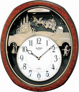 Rhythm Настенные часы  Rhythm 4MH762WD23. Коллекция Century rhythm настенные часы rhythm 4mp726ws18 коллекция century
