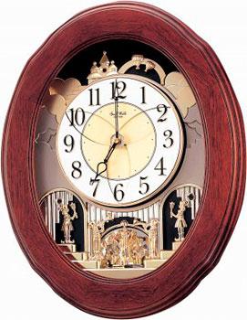 Rhythm Настенные часы  Rhythm 4MH780WD06. Коллекция Century настенные часы русский меценат рм 780