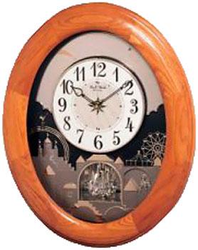 Rhythm Настенные часы Rhythm 4MH782PD07. Коллекция Century rhythm настенные часы rhythm cmg743nr06 коллекция century