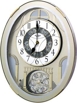 Rhythm Настенные часы Rhythm 4MH787WD18. Коллекция Century rhythm настенные часы rhythm cmg743nr06 коллекция century