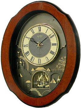 Rhythm Настенные часы  Rhythm 4MH797PD06. Коллекция Century rhythm настенные часы rhythm cmg771nr02 коллекция