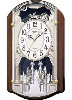 Rhythm Настенные часы Rhythm 4MH814WD23. Коллекция Century rhythm настенные часы rhythm cmw901nr06 коллекция century